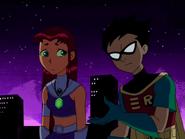 Teen Titans Robin and Starfire 92451540