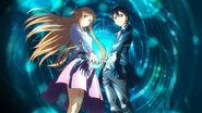 Asuna & Kirito Promotional Pic (9)