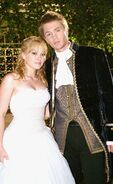 Hilary Duff & Chad Michael Murray Behind the Scenes