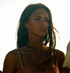 Mikaela Banes ROTF