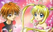 Lucia & Kaito Promotional Pic (8)