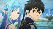 Asuna & Kirito S2E19 (6)