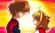 Lucia & Kaito Promotional Pic (16)