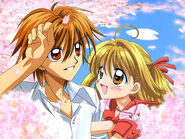 Lucia & Kaito Promotional Pic (1)