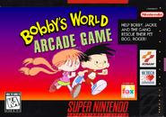 Super Nintendo Entertainment System - Bobby's World Arcade Game (1995) box art