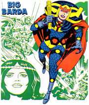 Kirby Big Barda