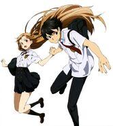 Asuna & Kirito Poster (6)
