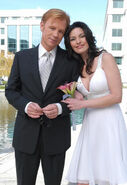 Horatio and Marisol Wedding Photo