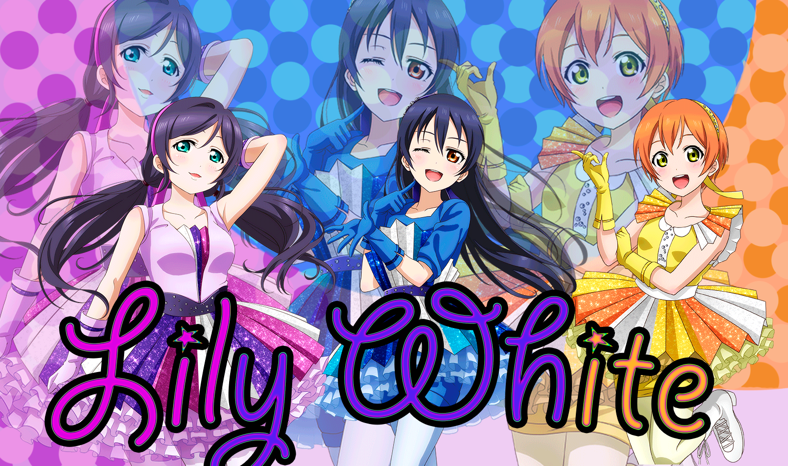Image result for love live lily white