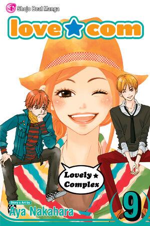 File:Lovely★Complex Volume 09 COVER.jpg