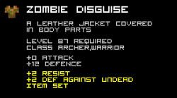 Zombie Disguise