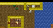 Naleg Town Dungeon - Hidden