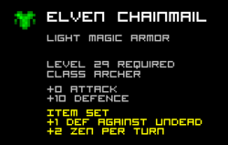 Elven Chainmail