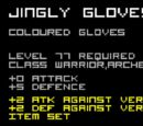 Jingly Gloves