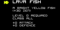 Lava Fish