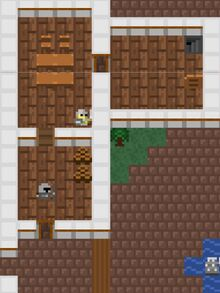 Cennyn City Dungeon - Store Room