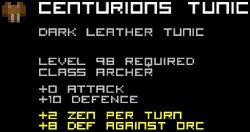 Centurions Tunic