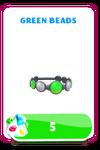 LittlestPetShopAccessoriesGreenBeads