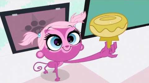 Littlest Pet Shop - Minka, when are you not being cute?
