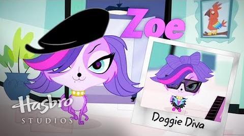 Littlest Pet Shop - Meet Zoe