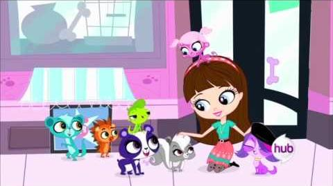Littlest Pet Shop New TV Show on the HUB-1