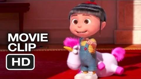 Despicable Me 2 Movie CLIP - Excuses (2013) - Steve Carell Movie