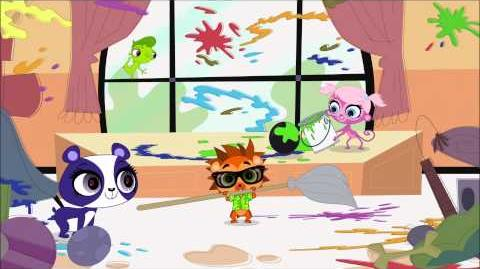 Littlest Pet Shop Fun Being Fun HD (Swedish)