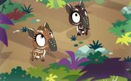 TapirsScared