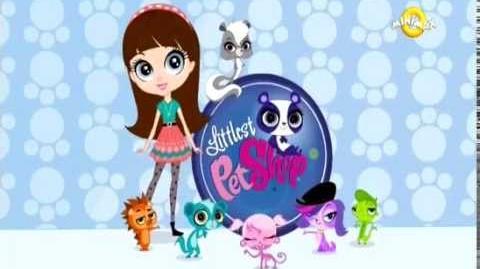 Littlest Pet Shop - Intro (Romanian)