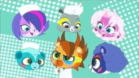 Littlest Pet Shop Humanarian HD (Czech)
