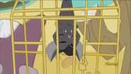 Vlad in his cage