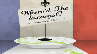 Where'd the Escargot