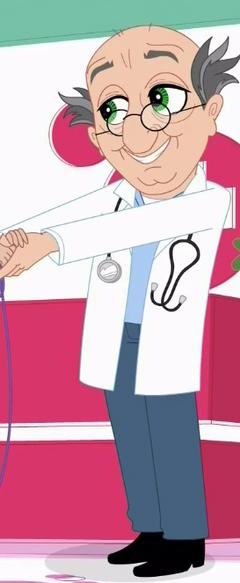 Doctor Mooser
