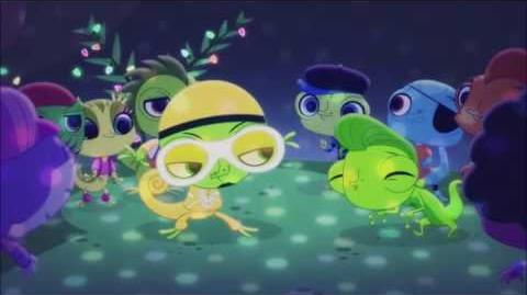 Littlest Pet Shop Tail-Rave-Ium HD (German)