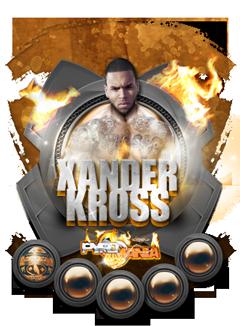 Lpw xander kross pyromania roster