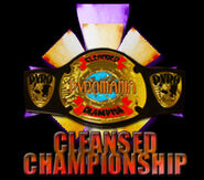 Cleansed Championship