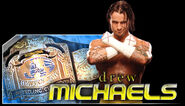 International Heavyweight Championship Drew Michaels