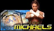 International Heavyweight Championship Drew Michaels