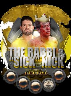 Lpw the rabbi sick nick hof roster