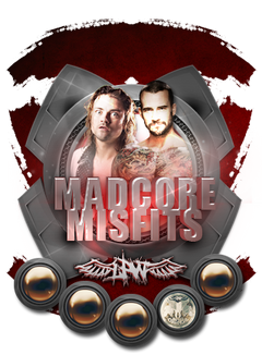 Lpw madcore misfits roster