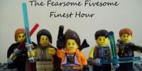The Fearsome Fivesome: Finest Hour