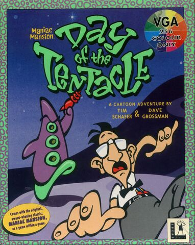 File:Day of the Tentacle artwork.jpg