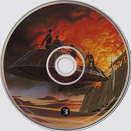 CD cover for disc 3 of the -Star Wars Trilogy; The Original Soundtrack Anthology- CD box-set