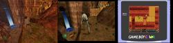Indiana Jones and The Infernal Machine,Screenshots,PC, N64, GBC