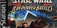 Star Wars Episode I: Jedi Power Battles