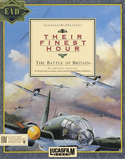 Their Finest Hour Coverart