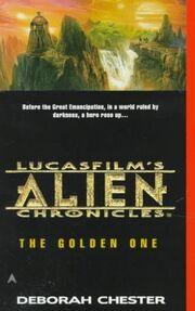 Alien Chronicles-The Golden One