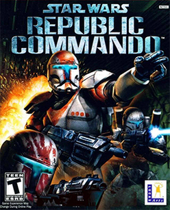 Star Wars - Republic Commando Coverart