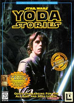 Star Wars - Yoda Stories Coverart