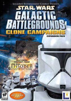 Clone campaigns cover